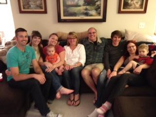 Craig Family Photo 2 17 12
