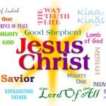 Jesus titles of picture