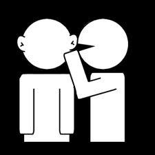Whispering image