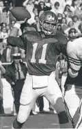 Neil Jeffrey quarterbacking