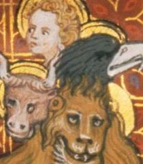 Symbols of the 4 Gospels