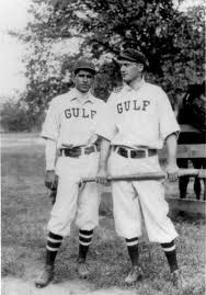 Two Gulf Baseball players