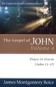 JOHN 13-17  VOL 4 JAMES BOICE