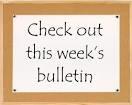 COTW bulletin
