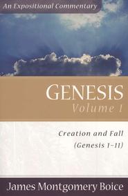Genesis 1-11 vol 1 Boice